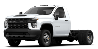 Front angled image of Chevrolet 4500 HD
