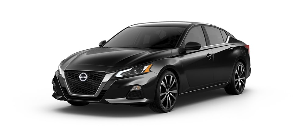 2020 Nissan Altima in Super Black