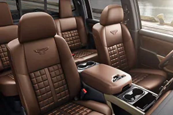 Climate Controlled Front Seats