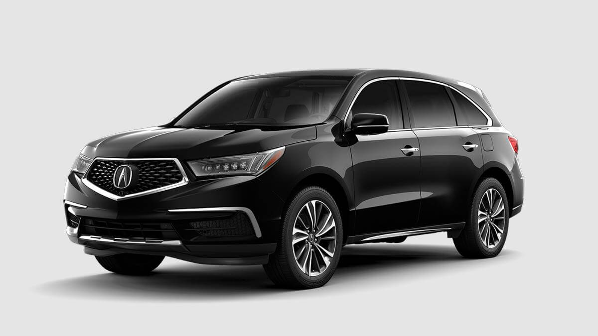 2018 Acura Mdx Model Info Msrp Packages Photos