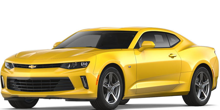 2018 Chevy Camaro Stingray Chevrolet