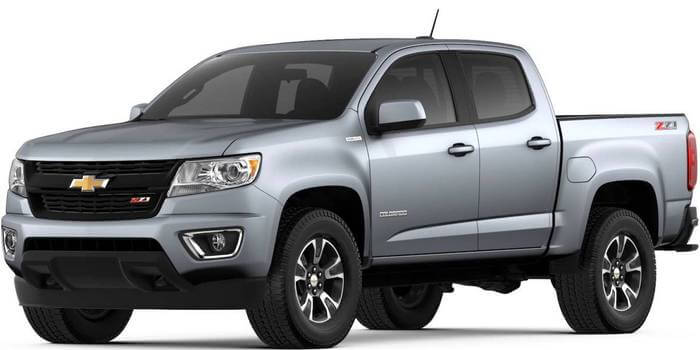 2018 Chevrolet Colorado L Stingray Chevrolet L Plant City Fl