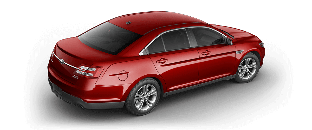 Ford Taurus Colors Ruby Red